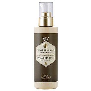 Panier Des Sens, Organic Honey Royal Body Cream with Royal Jelly (Honey & Almond) From Provence, 6.7 Fl. Oz