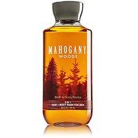 Bath & Body Works 2 in 1 Hair & Body Wash For Men Mahogany Woods