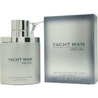 Yacht Man Metal For Men 100Ml - EDT  - For MEN - 100 ML