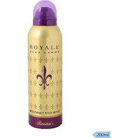 Rasasi Deodorant - Rasasi Royale Deo - For Women - 200 ML