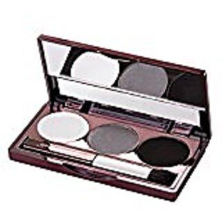 freshMinerals Mineral Triple Eyeshadow, Sassy Temptation, 4.25 Gram