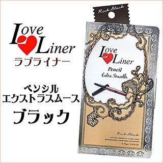 msh Love Liner Pencil Eyeliner (Rich Black)