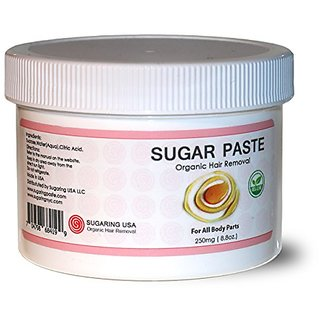 Sugaring Paste Standard For All Body Parts - Bikini, Brazilian, Legs , Arms 250mg. 8.8oz