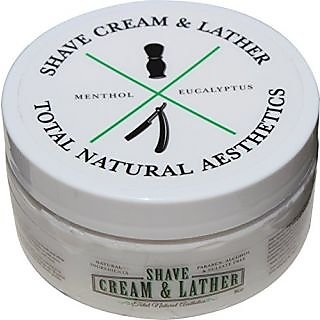 TNA Shave Cream & Lather