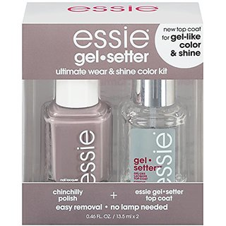 essie Gel Setter Manicure Kits, Chinchilly