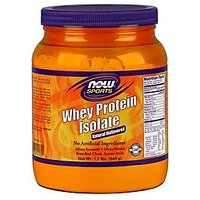 Whey Protein Isolate 100% Pure (Natural Unflavpred) - 1