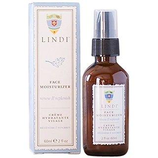Lindi Skin Face Moisturizer, 2 Ounce