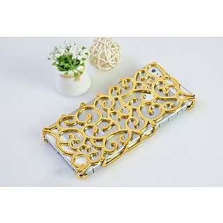 KolorFish iDesign Maze Back Case iPhone 5/5S - Golden