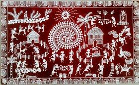 Warli Painting