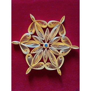 Christmas tree ornament (snowflake) combo