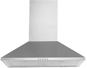 Kkolar 60cm 720 KEY 60 Hood Chimney Silver