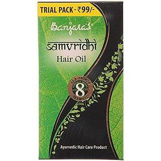 Banjara'S Hair Oil Samvridhi 60Ml