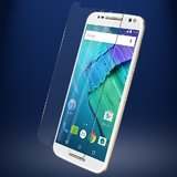 Motorola moto X play HQ curved Tampered glass screen protector