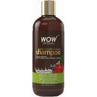 WOW Organics Apple Cider Vinegar Shampoo (Pack of 1)