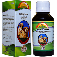 Petlive Forte - A Powerful Liver Tonic  Appetite Booster for Dogs/Pets