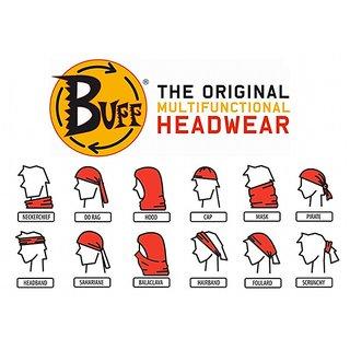 Buff Multifunctional Headwear Bandana - Sun/Dust Protective Mask CODE ip-8781