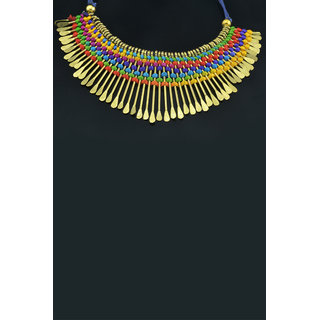 Tribal Zone Chain Neckpiece