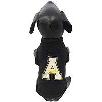 NCAA Appalachian State Mountaineers Cotton Lycra Dog Tank Top, Large