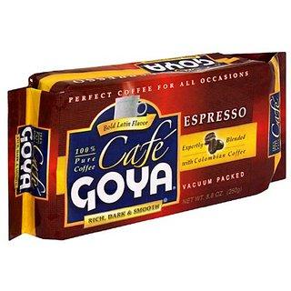 Goya Coffee Brick Pack, 8.8-Ounce Package (Pack of 6)