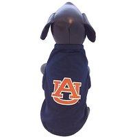 NCAA Auburn Tigers Cotton Lycra Dog Tank Top, XX-Large