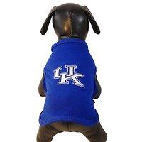 NCAA Kentucky Wildcats Cotton Lycra Dog Tank Top, Tiny