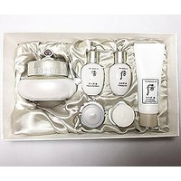 The History Of Whoo Gongjinhyang Seol Whitening & Moisture Glow Cream Special Gift Set(6pcs)