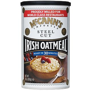 McCanns Steel Cut Oatmeal, 30 Oz