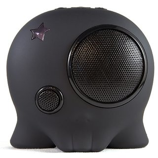 Boombotix Boombot2+ Ultraportable Speaker (Black)