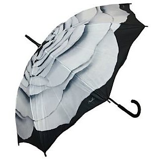 PealRa White Rose Umbrella