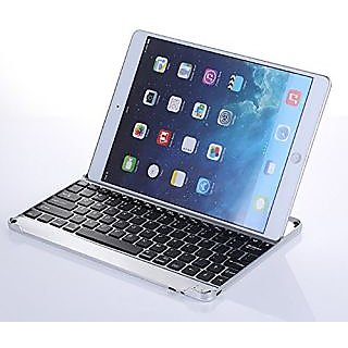GOUXIANG Wireless Aluminum Bluetooth Keyboard for iPad Air/iPad Air2