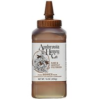 Ambrosia Pure Honey From Colorados Western Slope, 16-Ounce Bottles (Pack Of 2)