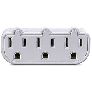 CyberPower GT300RC1 3-Outlet Triple Wall Tap