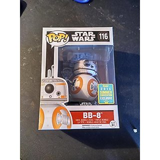 Funko Star Wars Pop! BB-8 (Thumbs Up) Vinyl Bobble-Head 2016 Summer Convention Exclusive