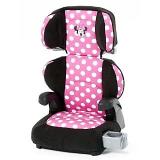 Disney Minnie Mouse Pronto Booster Seat