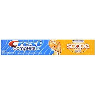 Crest Plus Scope Citrus Splash 6.2 oz