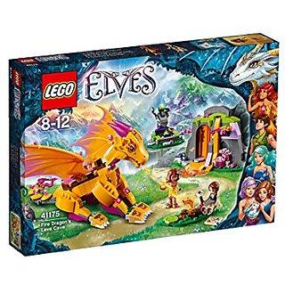 Elves Lavah hle des Feuerdrachens