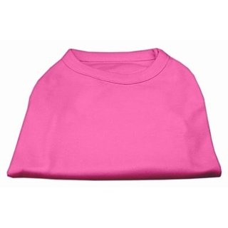 Mirage Pet Products 22-Inch Plain Shirts, Bright Pink