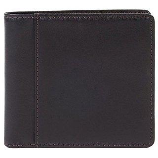 Bosca Mens Taconni I.D. Hipster Credit Card Wallet, Black