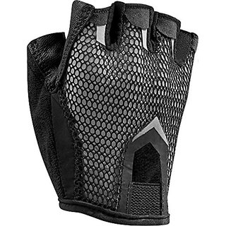 Under Armour Womens Resistor Training Gloves, Black (001), Small