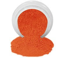 ColorPops By First Impressions Molds Matte Orange 25 Edible Powder Food Color For Cake Decorating, Baking, And Gumpaste