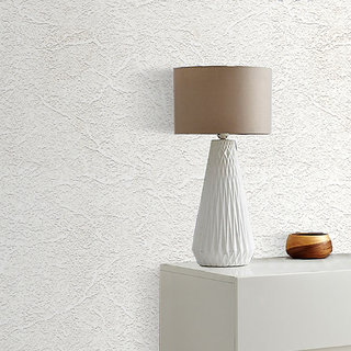 Wallpaper 4 Less White textured wall  ceiling wallpaper
