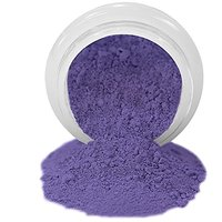 ColorPops By First Impressions Molds Matte Purple 24 Edible Powder Food Color For Cake Decorating, Baking, And Gumpaste
