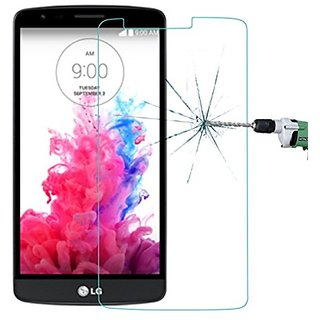 100% Genuine LG G3 Stylus D690 Tempered Glass Screen Protector, (GG MALL)Anti Scratch Explosion Proof Ballistics Glass f