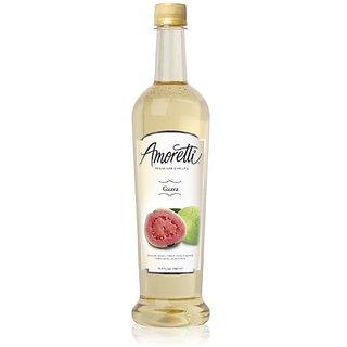 Amoretti Premium Syrup, Guava, 25.4 Ounce