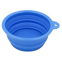 Pet Bowl,Dog Bowl,Linka Travel Dog Bowl Collapsible, Silicone Water Feeder Bowl Portable Bowl For Dogs Cats, Telescopic