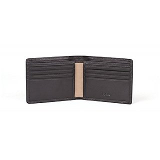Bosca Tacconi 8 Pocket Deluxe Executive Wallet (Black)