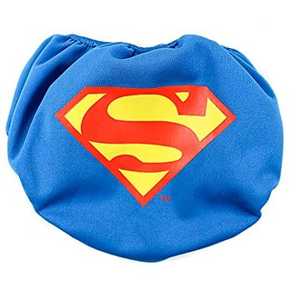 Bumkins Swim Diaper, Superman Icon, Medium