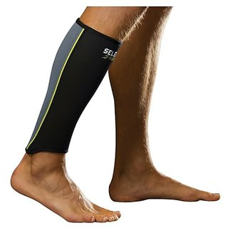 Select Calf Support (Black/Grey, Medium)