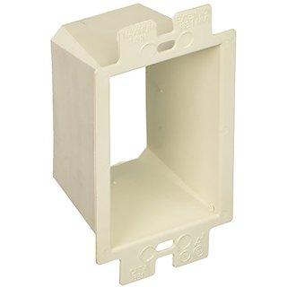 ARLINGTON INDUSTRIES BE1 621614 Single-Gang Box Extender, Heavy-Duty Plastic