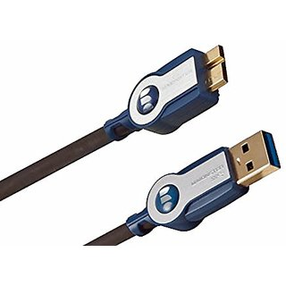 Monster HP Ultra-High Speed Micro USB 3.0 Cable 900 - 7 Foot (2.13m)